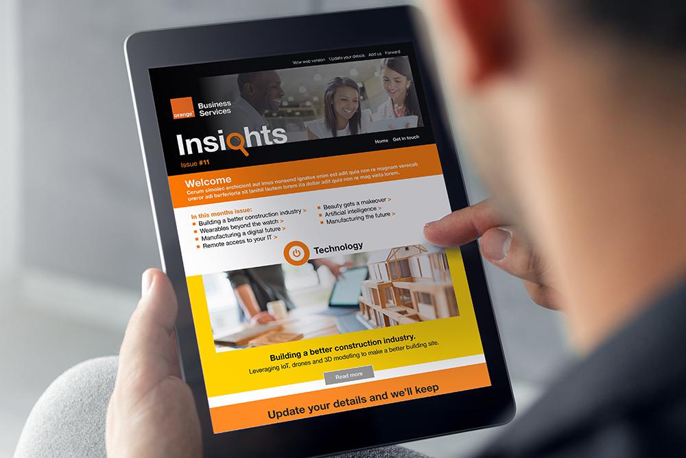 Orange Business Services - SEMA4